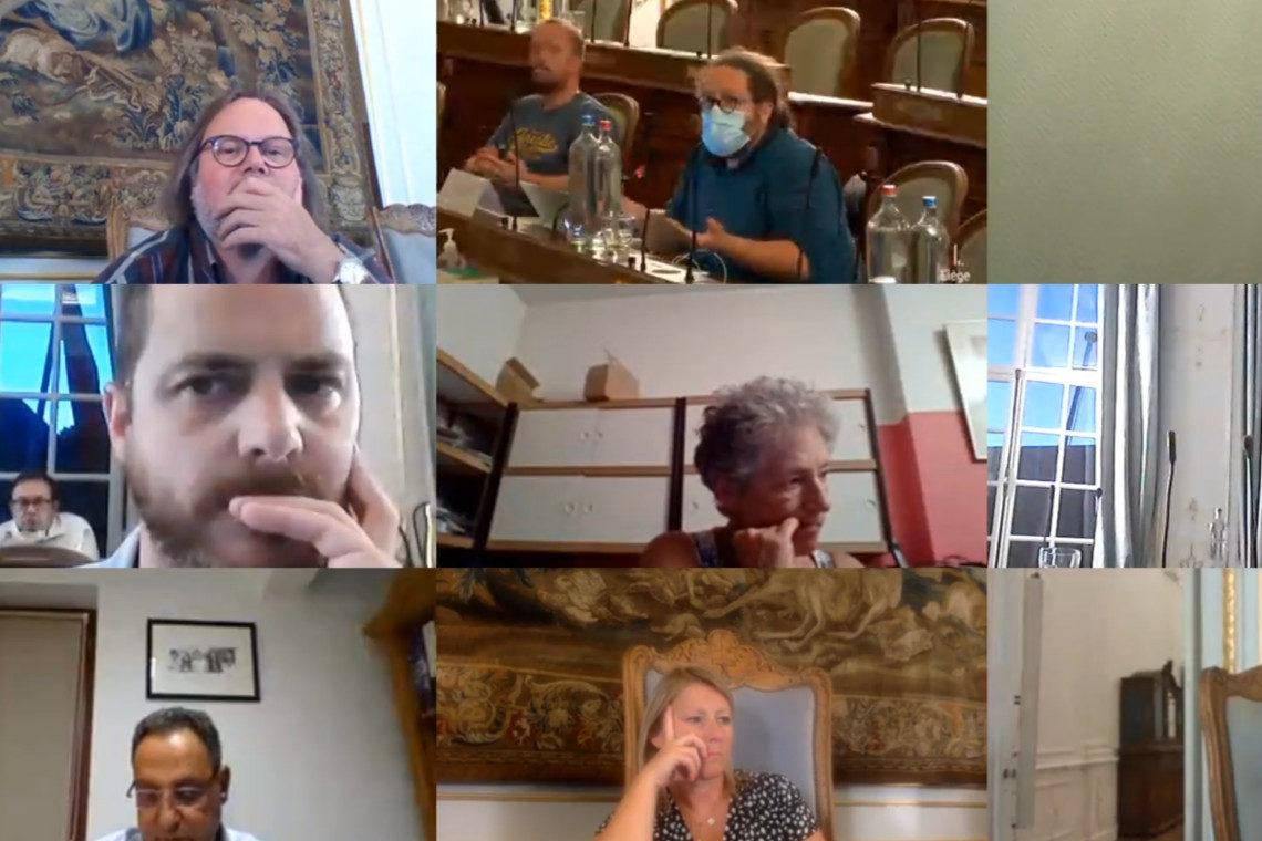 Conseil communal du 29.06.2020