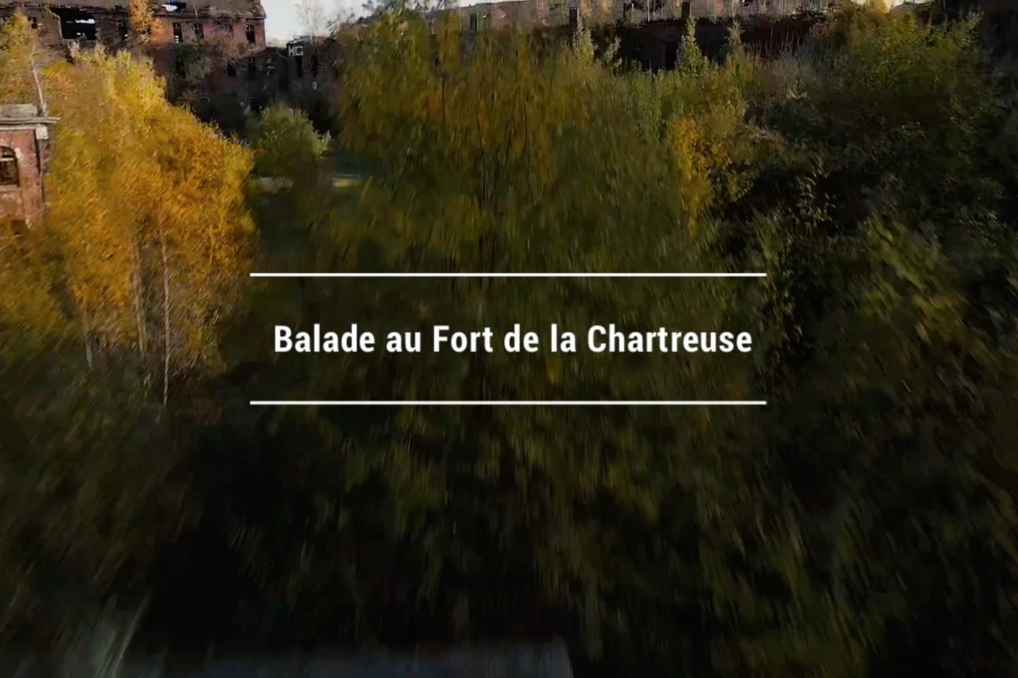 Visitons le fort (2)…