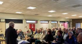 """Beau succès de la conférence """"A la découverte du site de la Chartreuse"""""""