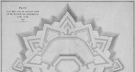 A quoi ressemblait le fort hollandais? – Le projet