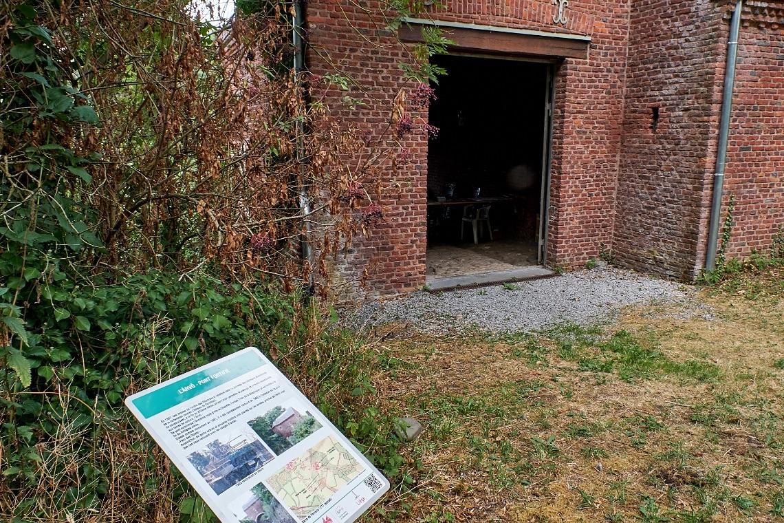 Visite du site de la Chartreuse ce 30 juillet