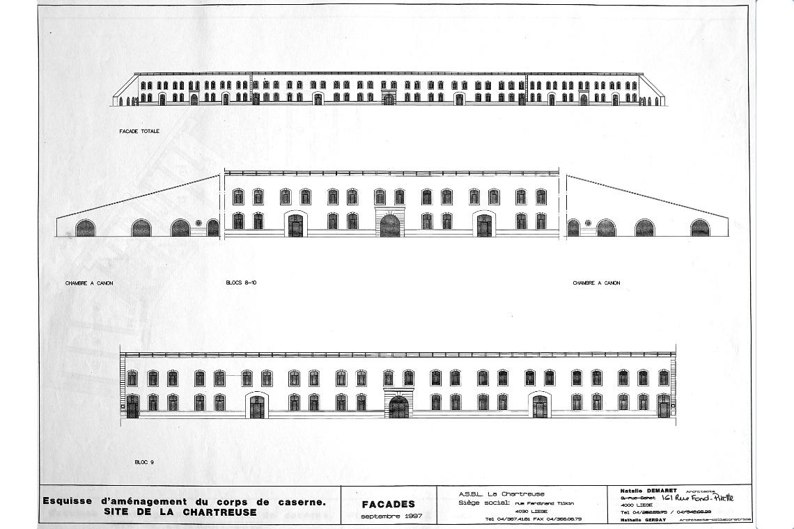 Dossier de classement du fort en tant que monument